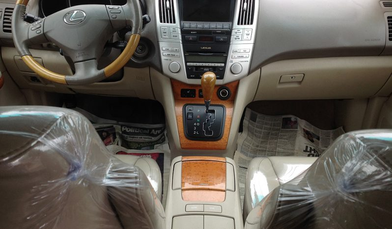 Certified Used Lexus RX-350 2009 full