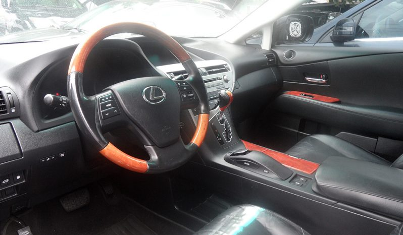 Certified Used Lexus RX-350 2010 full
