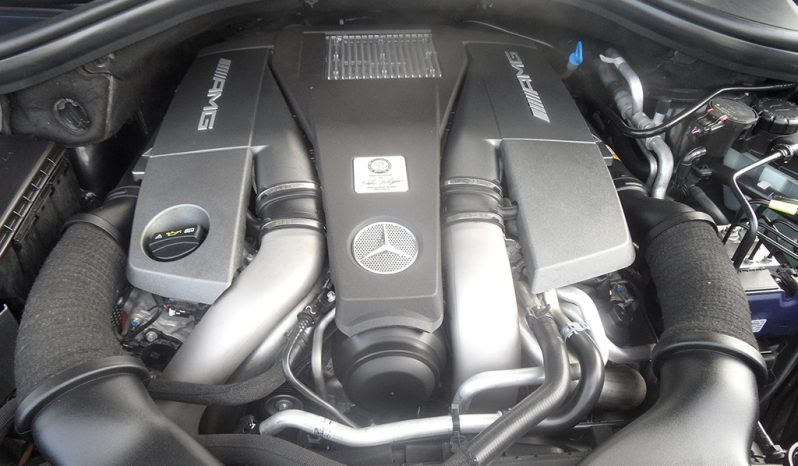 Certified Used Mercedes-Benz GL63 2014 full