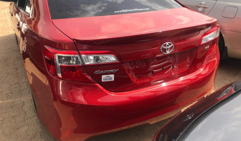 Certified Used Toyota Camry 2014 full